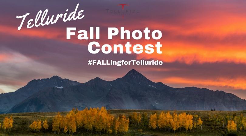 Telluride Fall Photo Contest