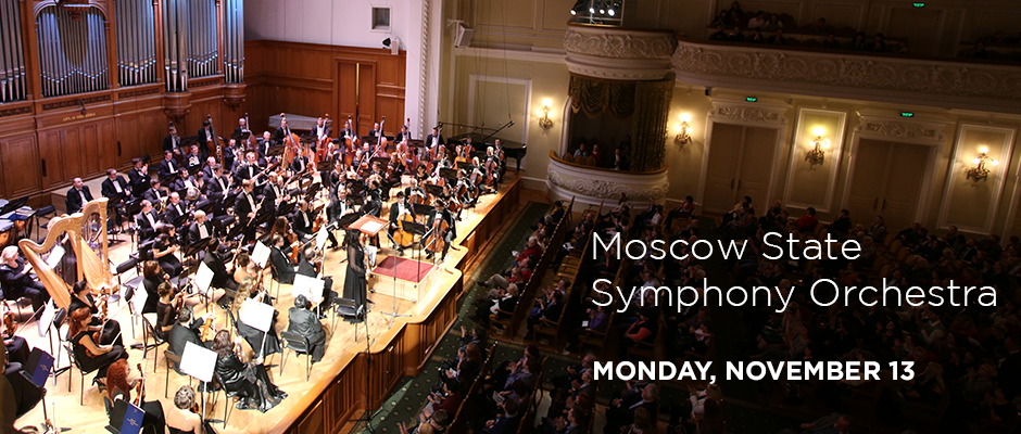 Enter to win tickets to see the Moscow State Symphony Orchestra ...