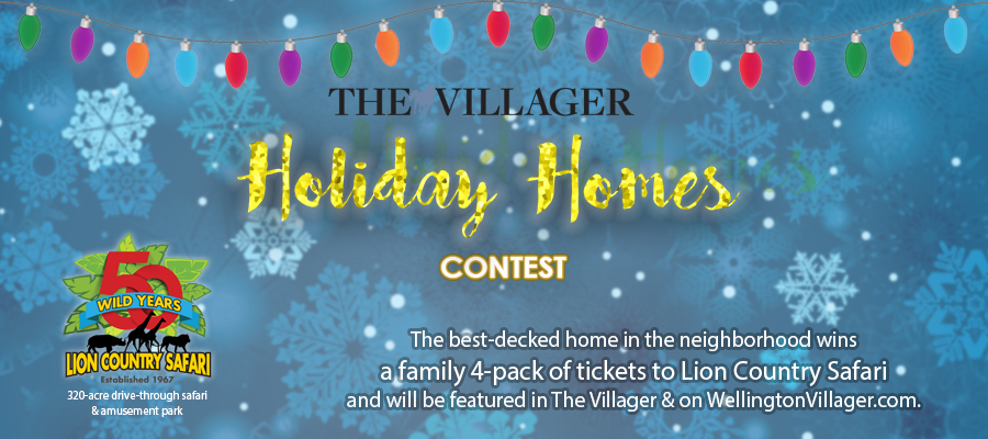 The Villager Holiday Homes Contest - Sun Sentinel