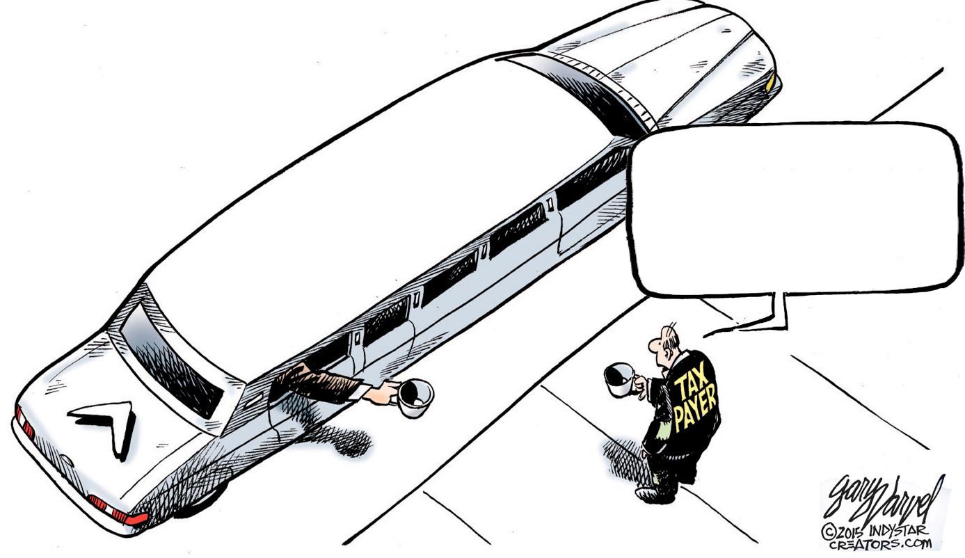This Week's Cartoon - April 15, 2018