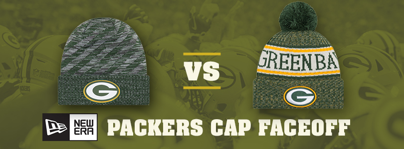 8d9141c8e4ed74 Campaign Headline Image. Which official New Era Packers Winter Sideline Cap  ...