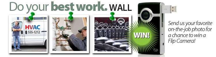 Mohamed -- Taco HVAC Do Your Best Work Wall