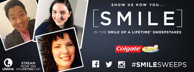 5580502560c1c8447c63d277 - The Smile of a Lifetime® Sweepstakes