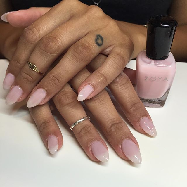Pale Pink Nail Polish Suggestions