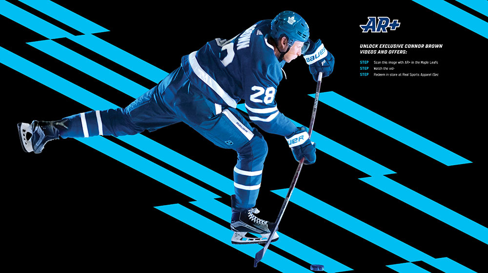 Connor Brown AR poster