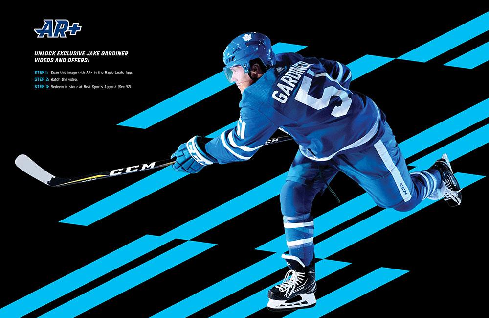 Jake Gardiner AR poster