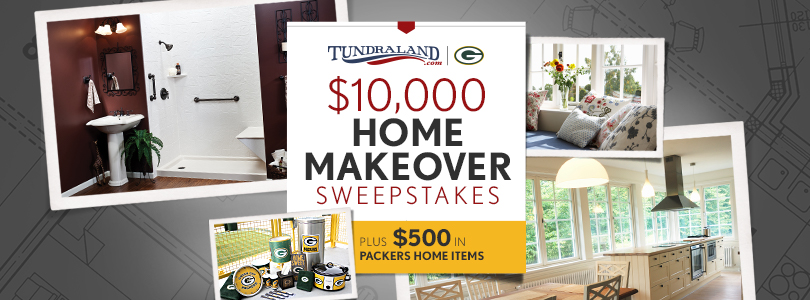 Tundraland Home Makeover Sweepstakes