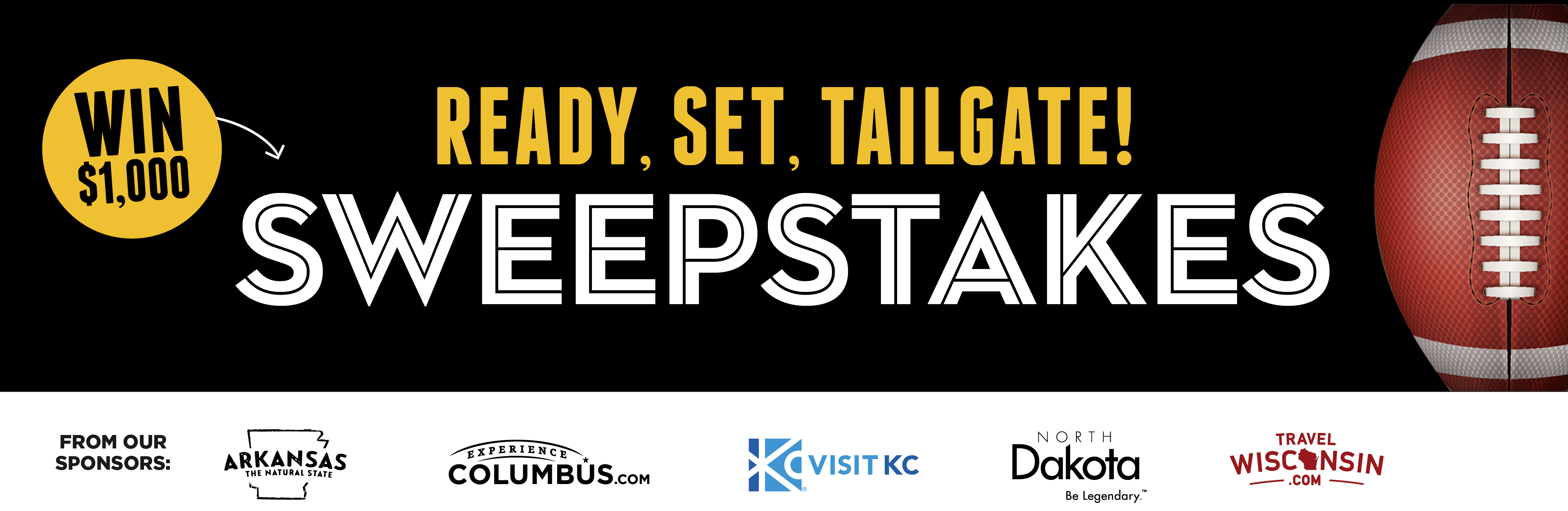 Ready, Set, Tailgate! Sweepstakes | Midwest Living