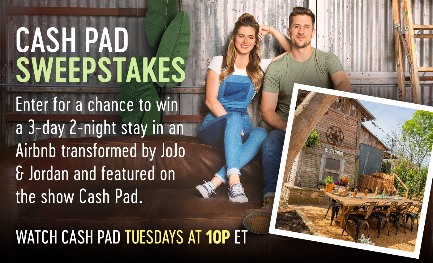 Cash Pad Sweepstakes