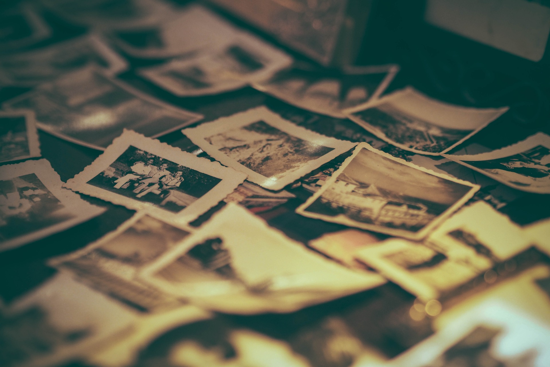 Lots of old photos - time to get these organized and digitized. Photo source: pixabay.com