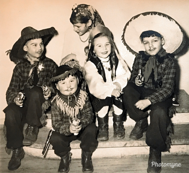 Banderilleros - 1956 - Photo credit: Vincent Sherel