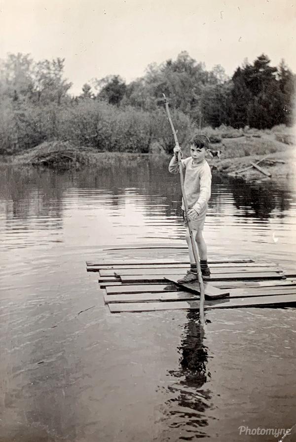 Stan Walker. USA 1949