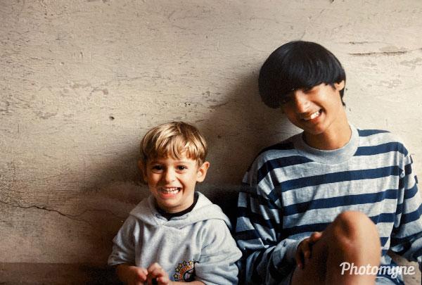Rodrigo e Gabriel (Rodrigo and Gabriel). Brazil 1993