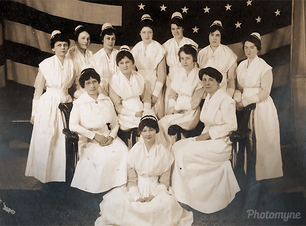 Nursing school. USA (year unknown)