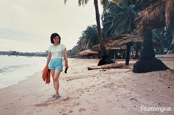 Details unknown. Thailand 1988