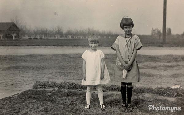 Sisters. USA 1925