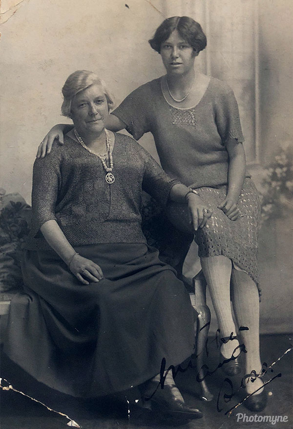 Great and Grandmothers. GB 1926