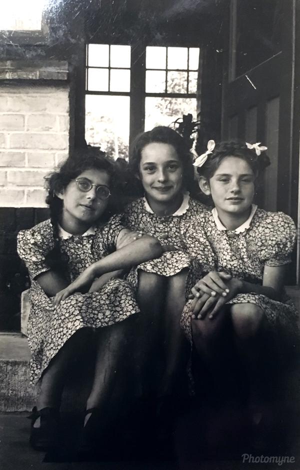 Renarf. Netherlands 1946