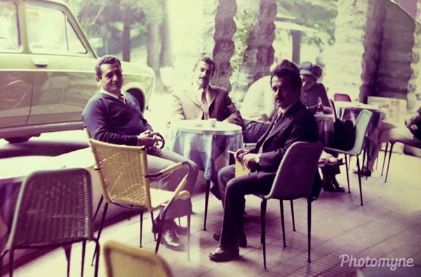 Como. Italy 1972