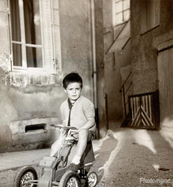 Michel Oyannax. France 1967