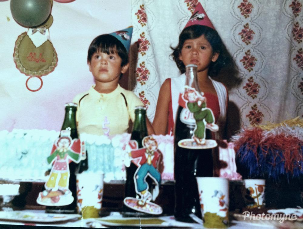 Meus Bebês, 1984, Brazil