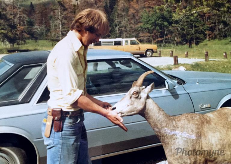 Waterton Lakes National Park, Canada, 1981