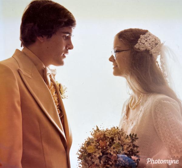 Wedding Day. USA 1977