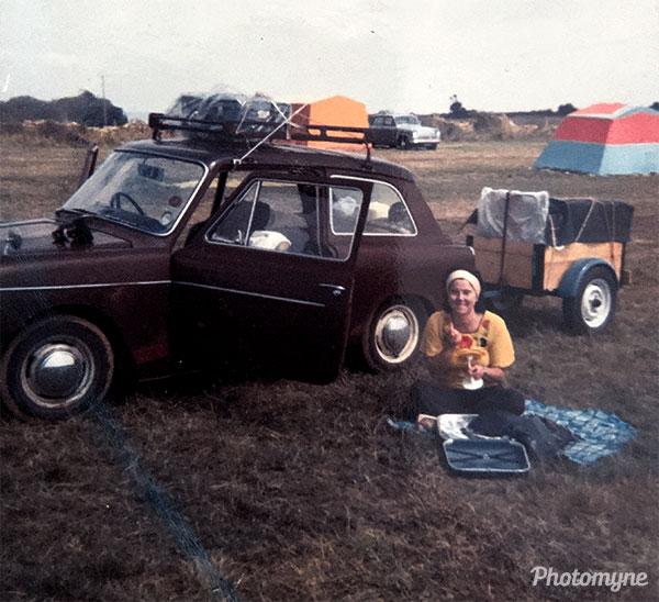 Ann Parrish. GB 1974