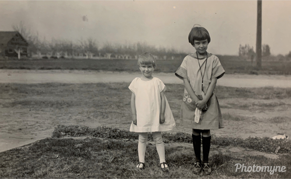 Sisters of the White Family. USA 1925