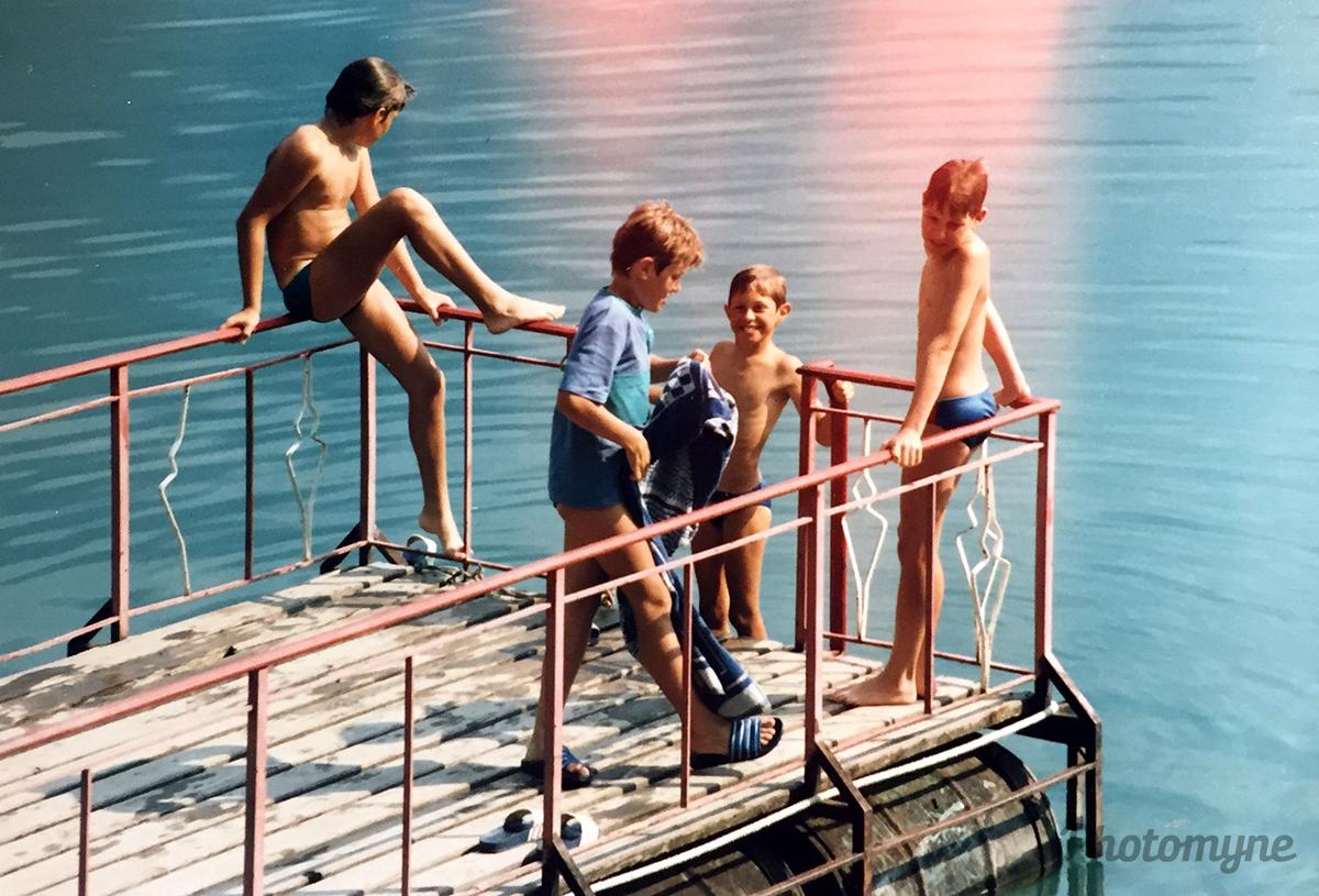Ledrosee. Italy 1985