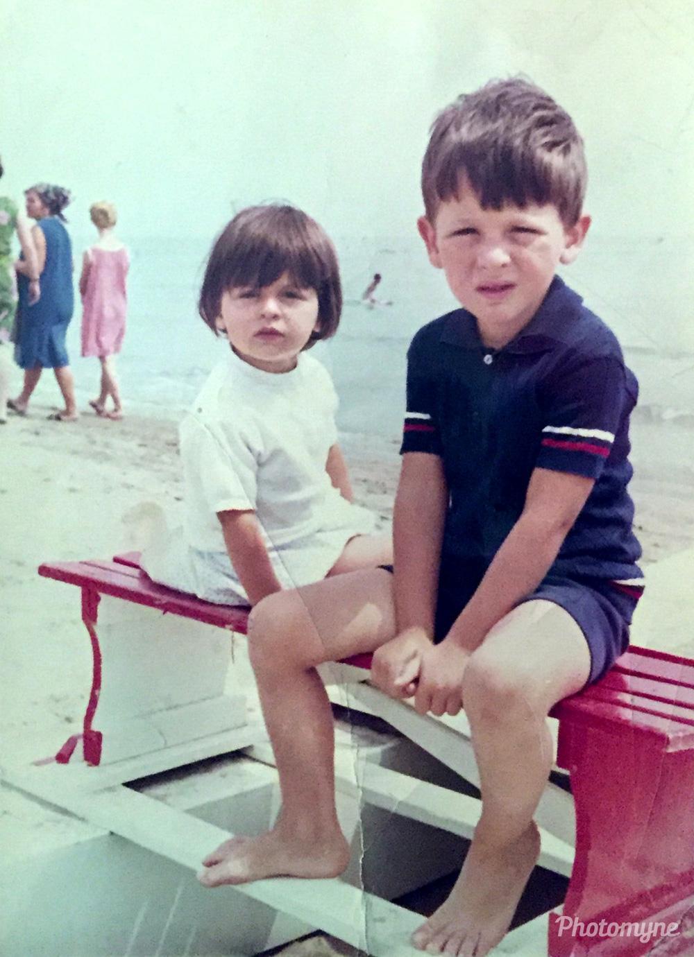 In vacanza a Milano Marittima con Francesco (On holiday in Milano Marittima with Francis), 1968