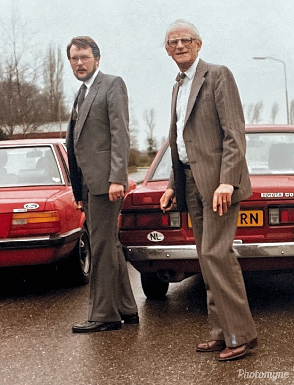 Trouwdag (Wedding day). The Netherlands 1981