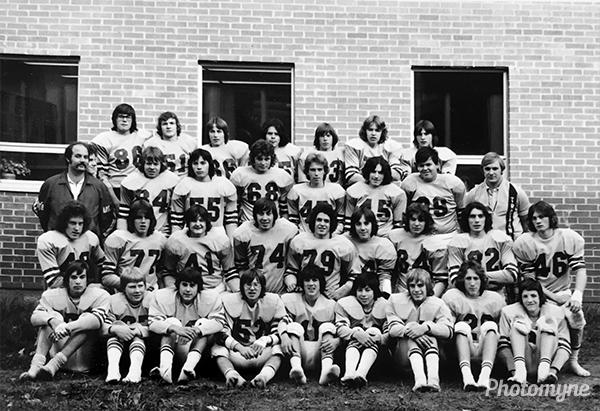 Glory Days. Canada 1978