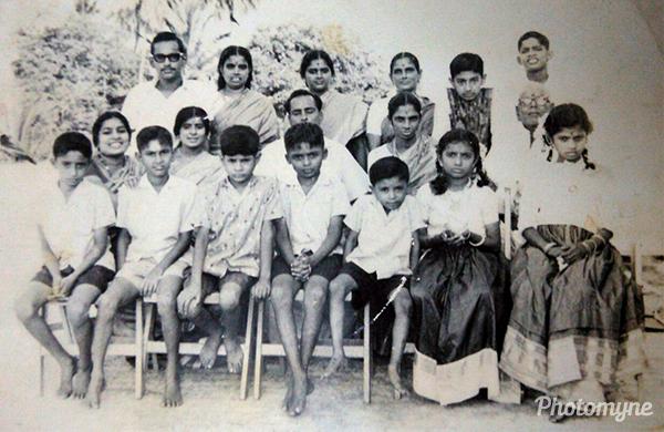 Childhood memories. India 1968