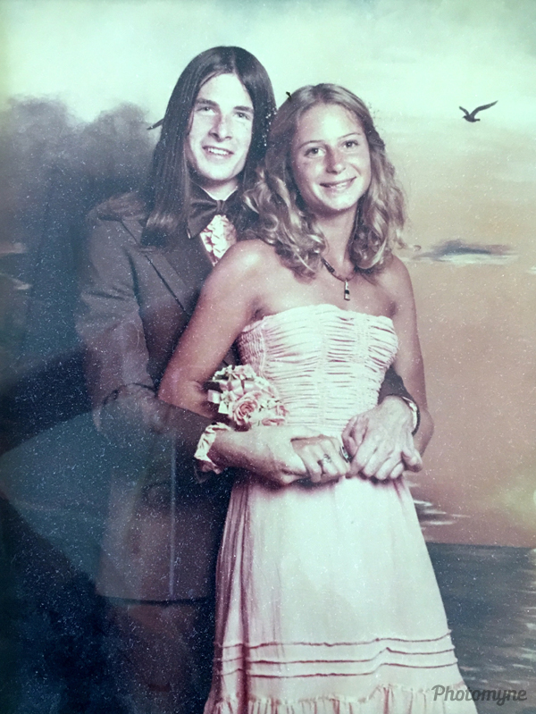 Prom. California, USA 1977