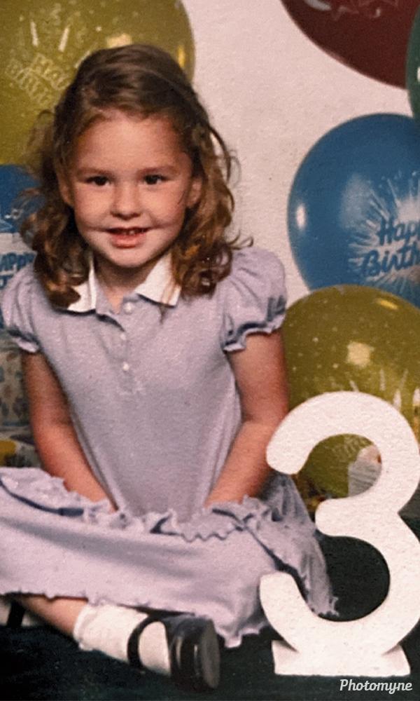 Me when I was three. USA