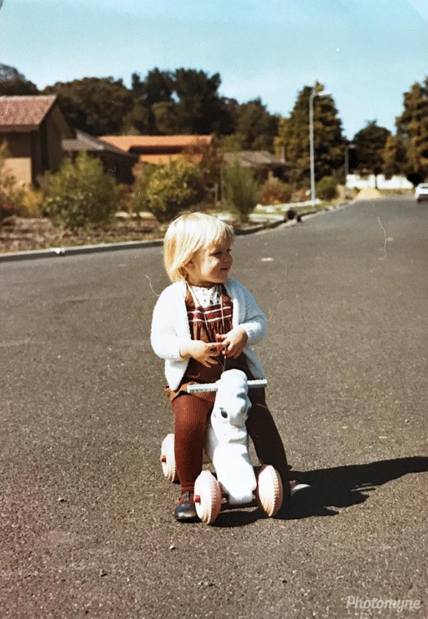Melissa Holmes. Australia 1978