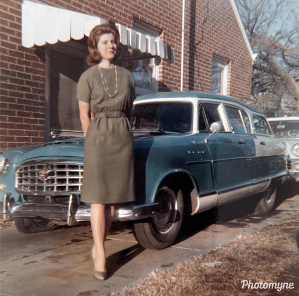 Sue Krehbiel. USA 1964