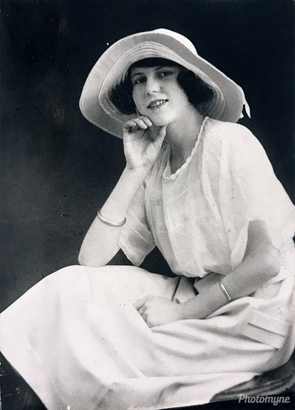 Nanna. Australia 1925
