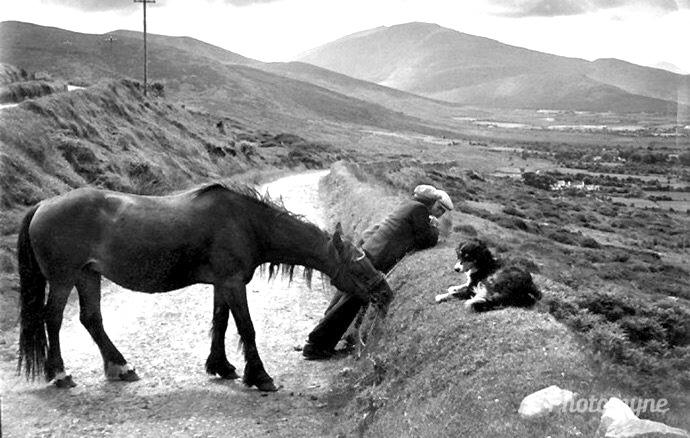 Somewhere in Ireland, 1950