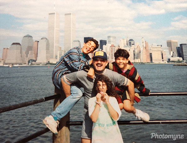 The Twin Towers. USA 1993