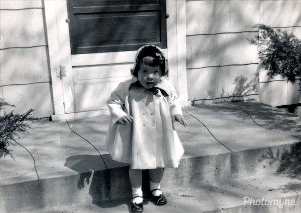 Easter. USA 1955
