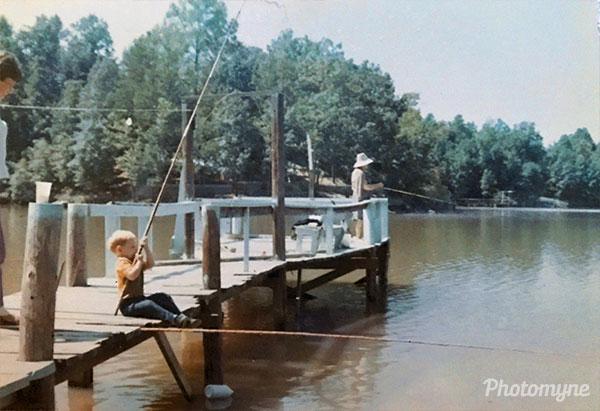 Fishing with Mama. USA 1968