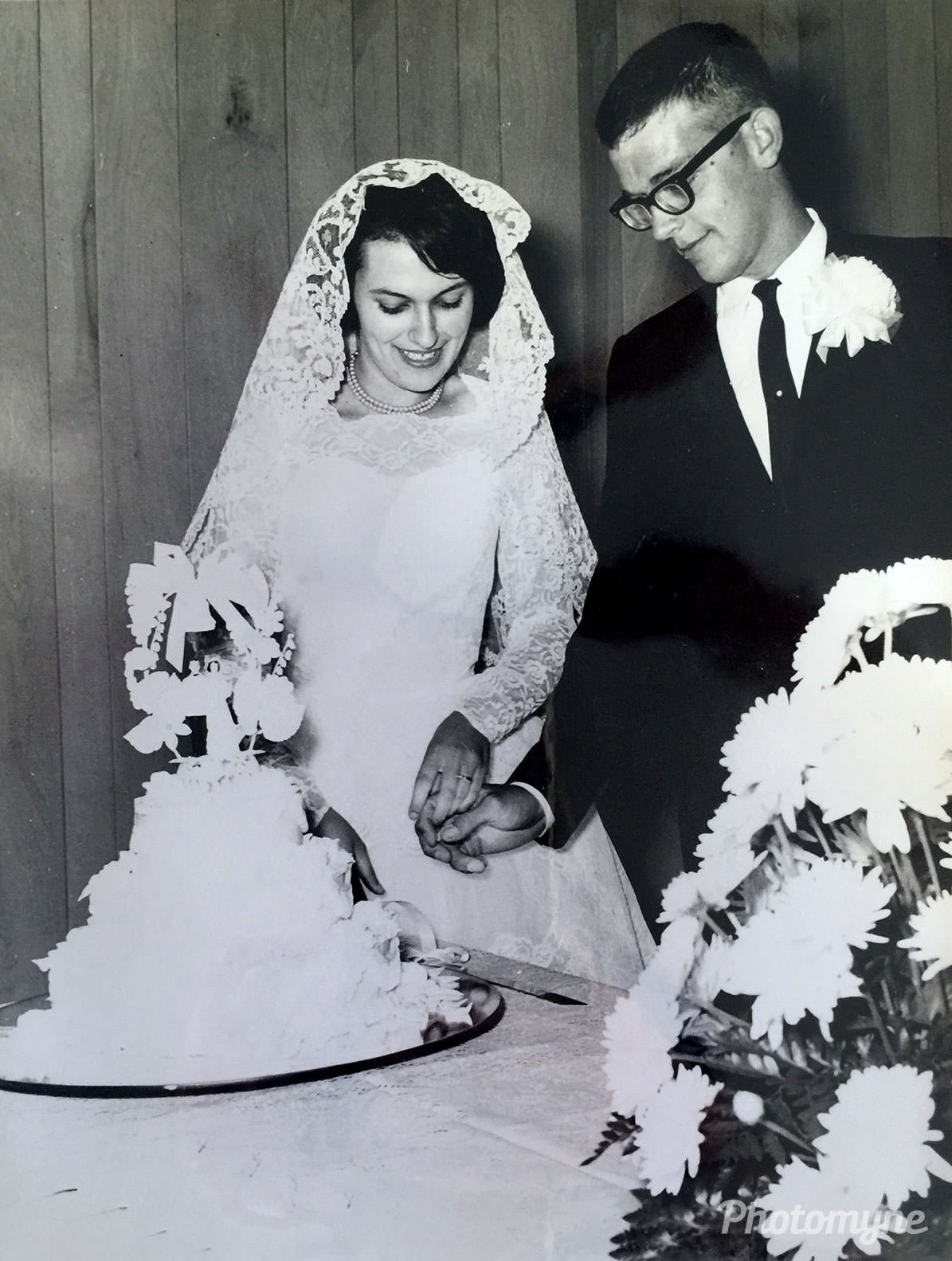 We were married June 1966 and will celebrate our 50th anniversary on the 26th, US, 1966