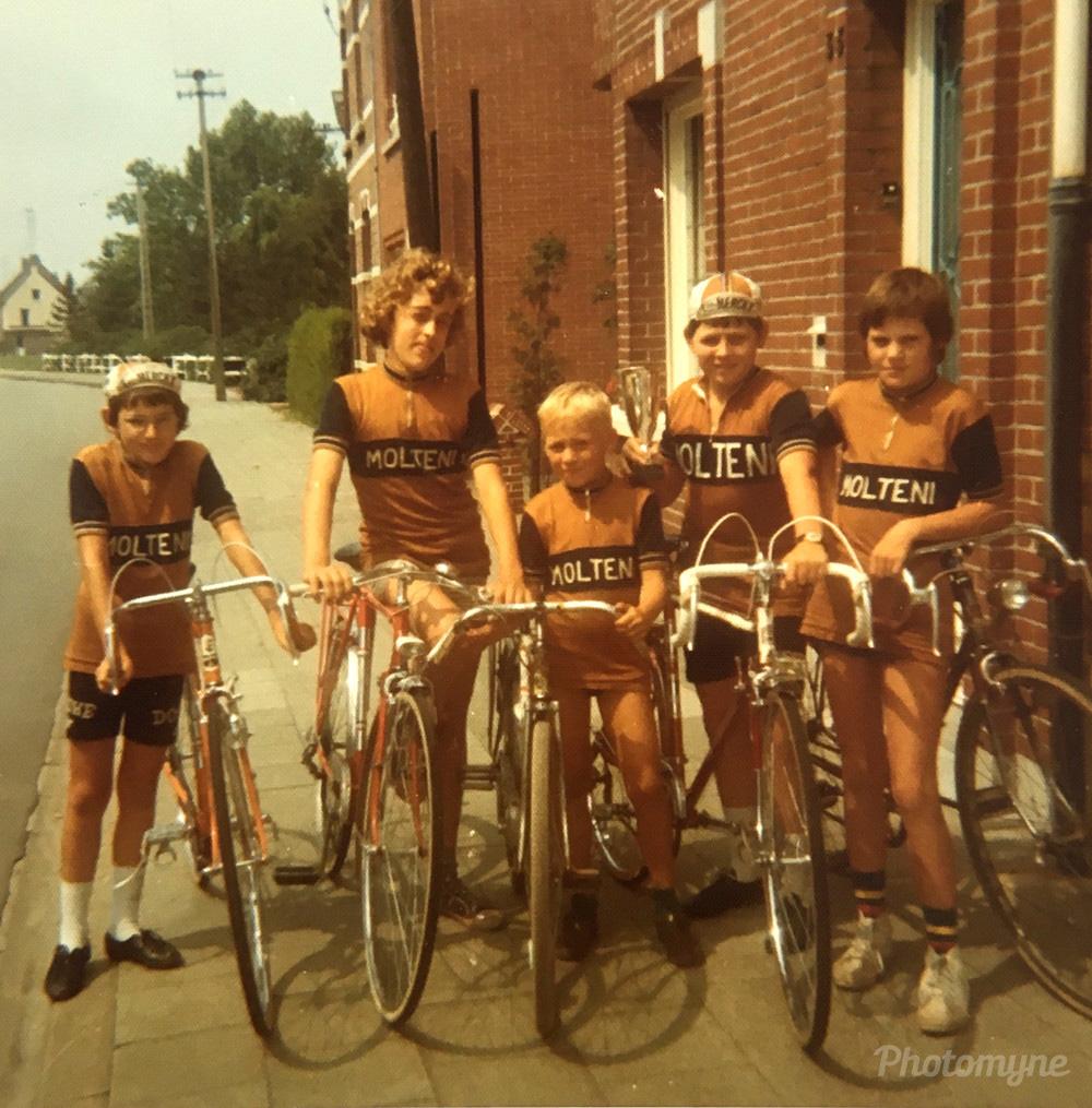 De Eddy Merckxvrienden, Sint-Niklaas, Belgium, 1972