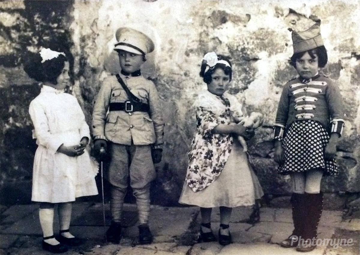 Carnival, Brazil, 1933
