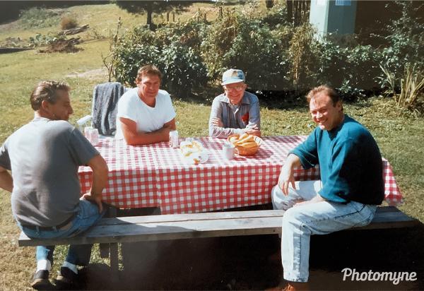 Family reunion. USA 1991