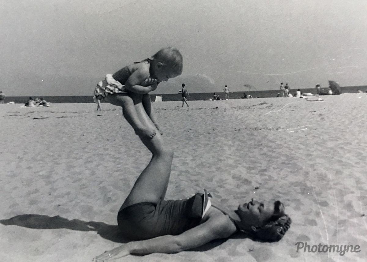 Vacationing in Cuba 1955