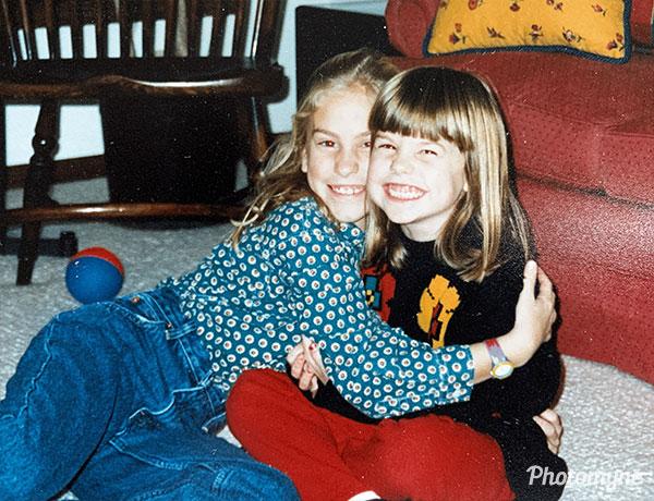Sisters. SD, USA 1995