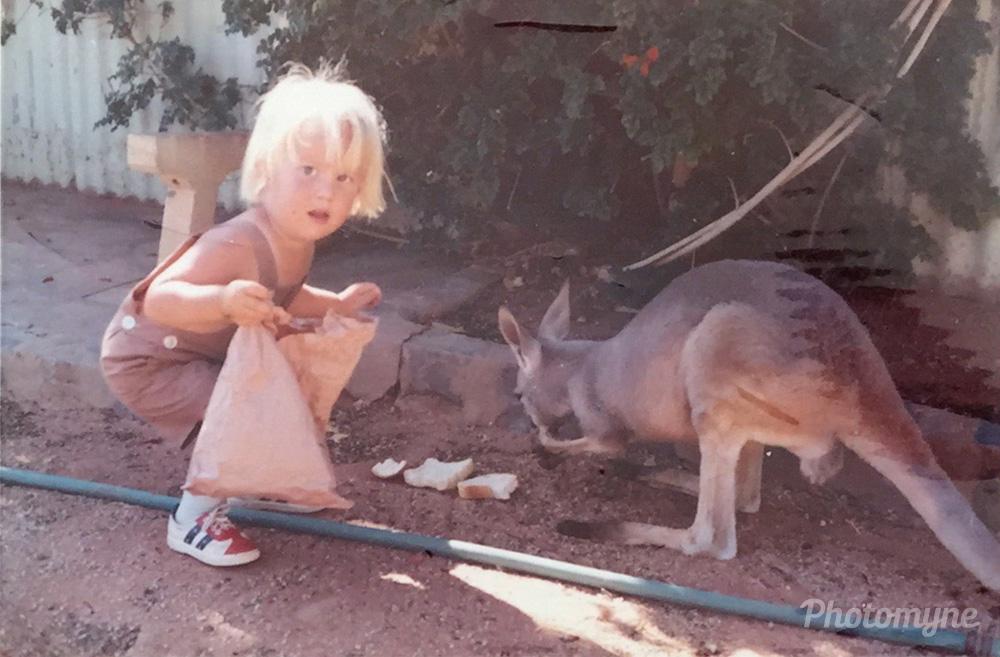 Woomera, South Australia, 1973